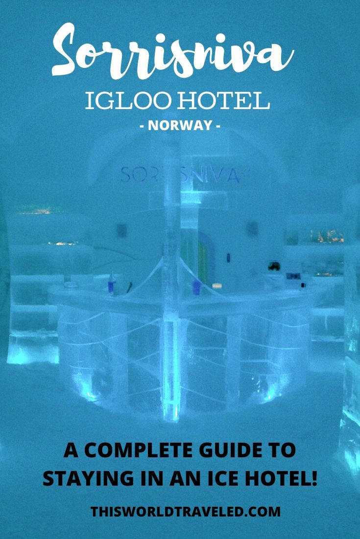 A Complete Guide to staying at Sorrisniva Igloo Hotel in Alta, Norway