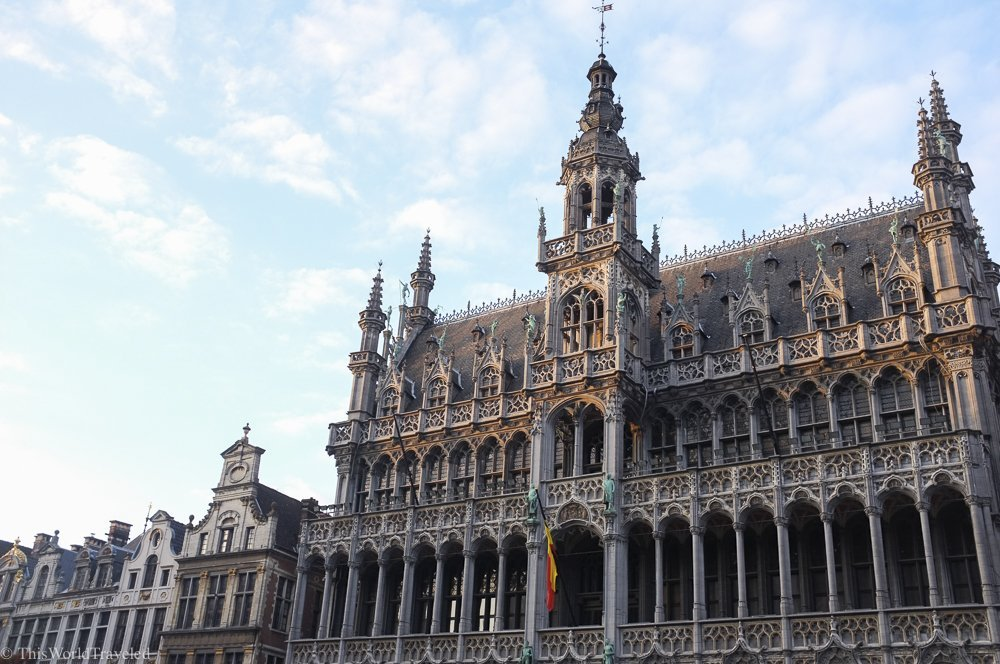 Exploring the Grand Place in Brussels During a Short Visit