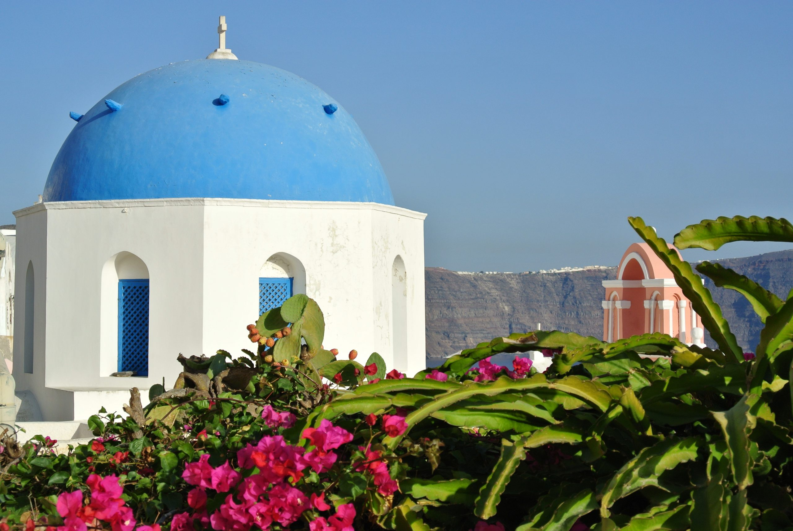 Oia, Santorini in Photographs