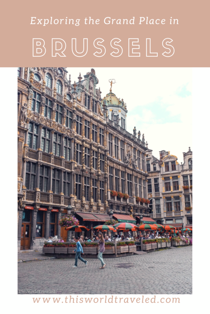The Grand Place is one of the most popular sights to see during a visit to Brussels. If you're lucky you can visit during the time of the flower carpet which happens once every other year.