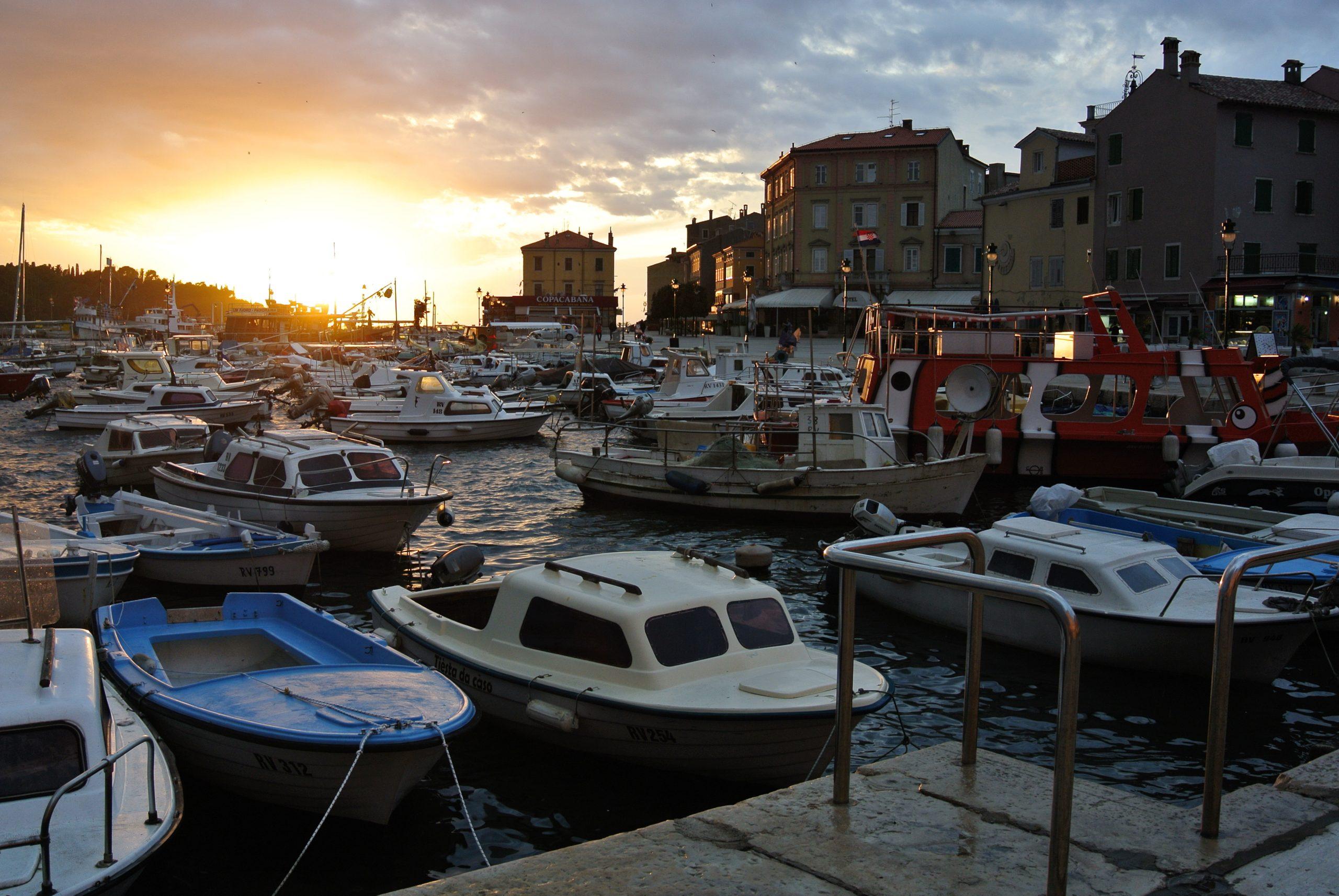 ROVINJ, CROATIA: THE BEST TOWN ON THE ISTRIAN PENINSULA