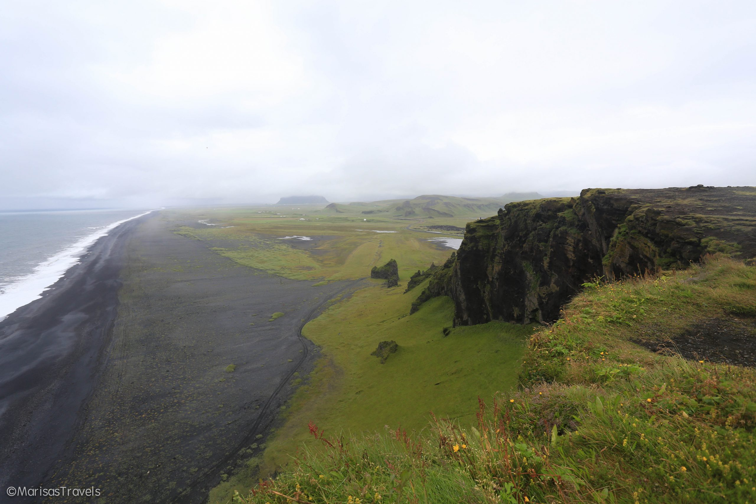 Views from Iceland's south coast