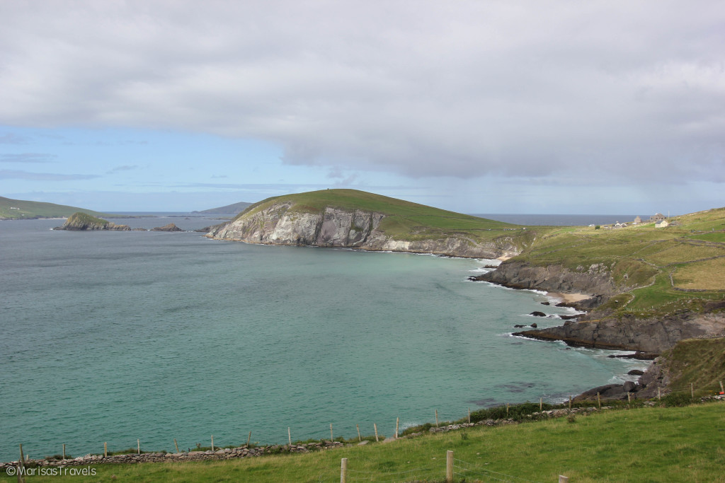 View from the Slea Head Lookout