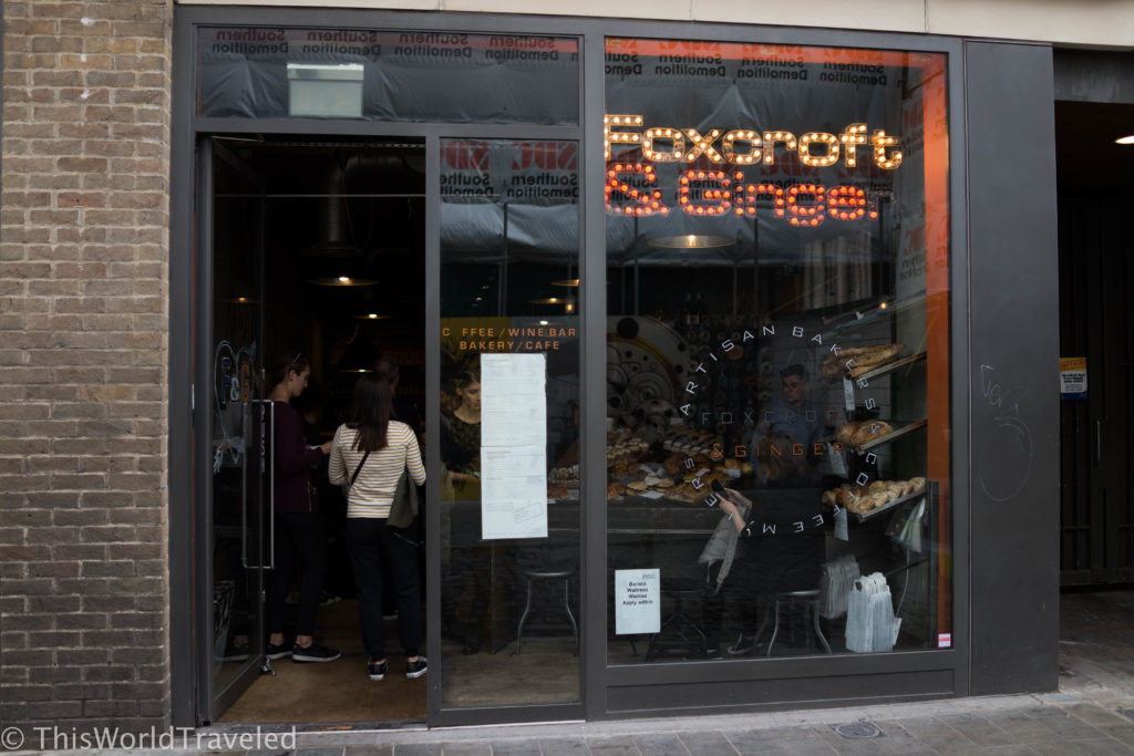 Foxcroft & Ginger in London