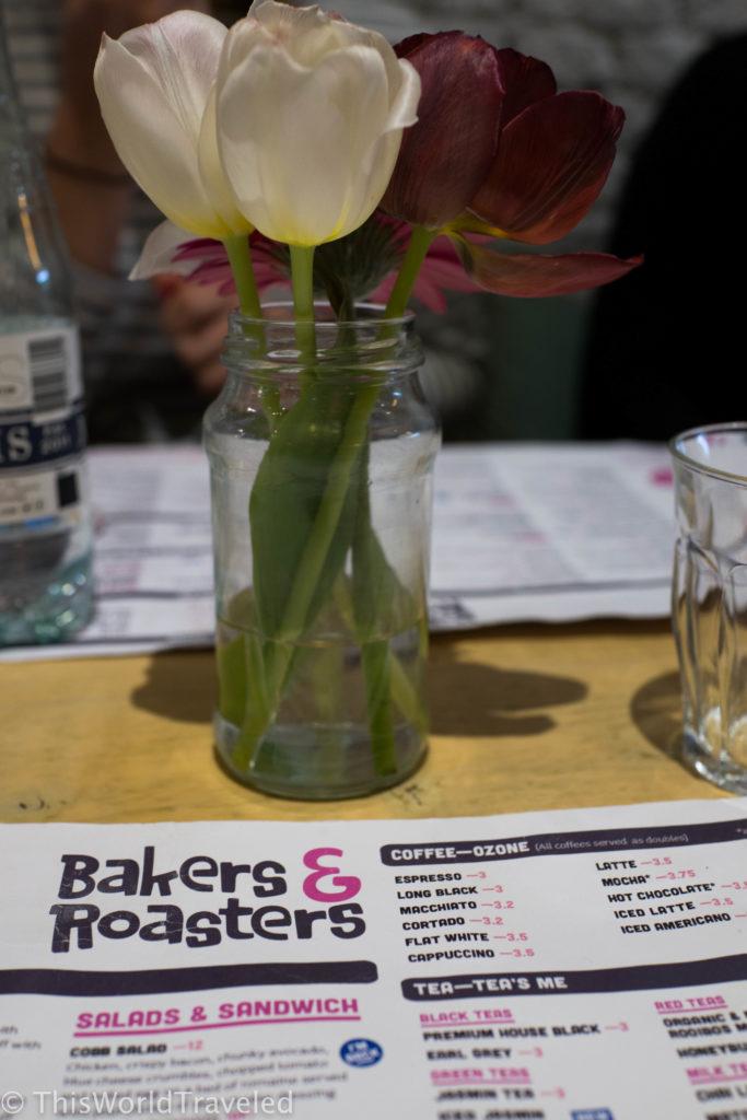 Bakers & Roasters in Amsterdam