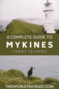 A Complete Guide to Visiting Mykines in the Faroe islands
