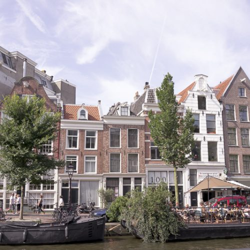 Brunching on the Amsterdam Canals with G's Brunch Boat