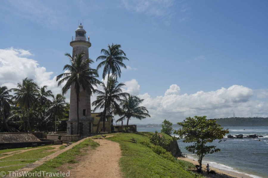 Exploring Galle Fort: A Charming Seaside Town in Sri Lanka