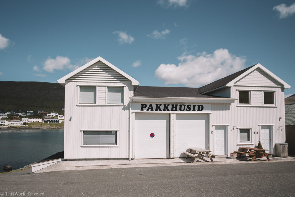 Pakkhusid apartments was a great accommodation in the Faroe Islands