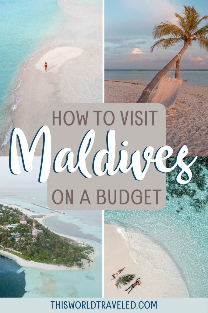 A local's guide to visiting the Maldives on a Budget