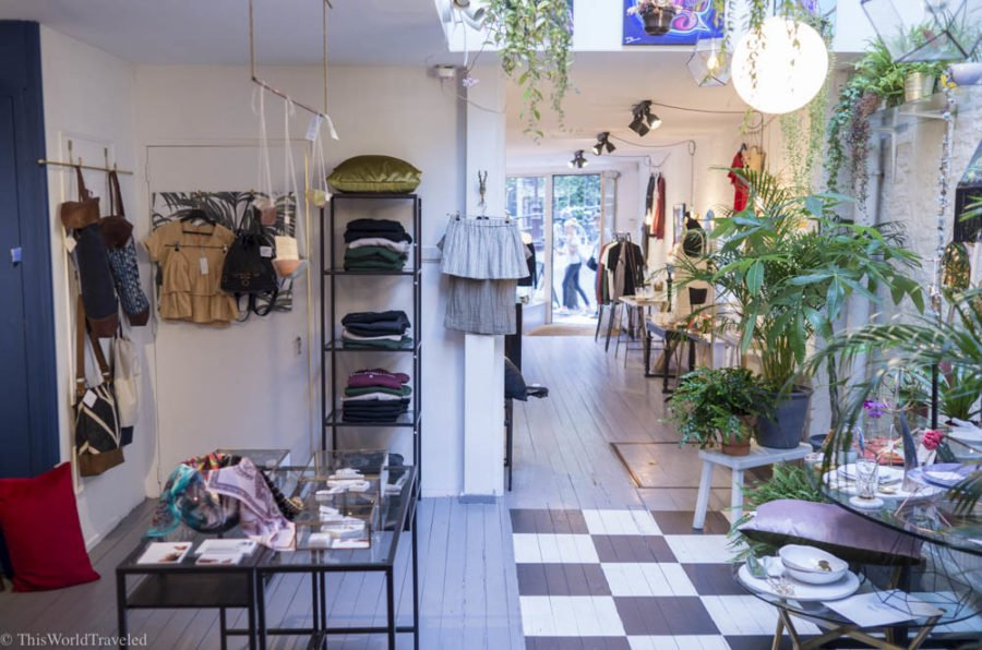 They also sell clothes and household items at Nuvo Niche in Amsterdam