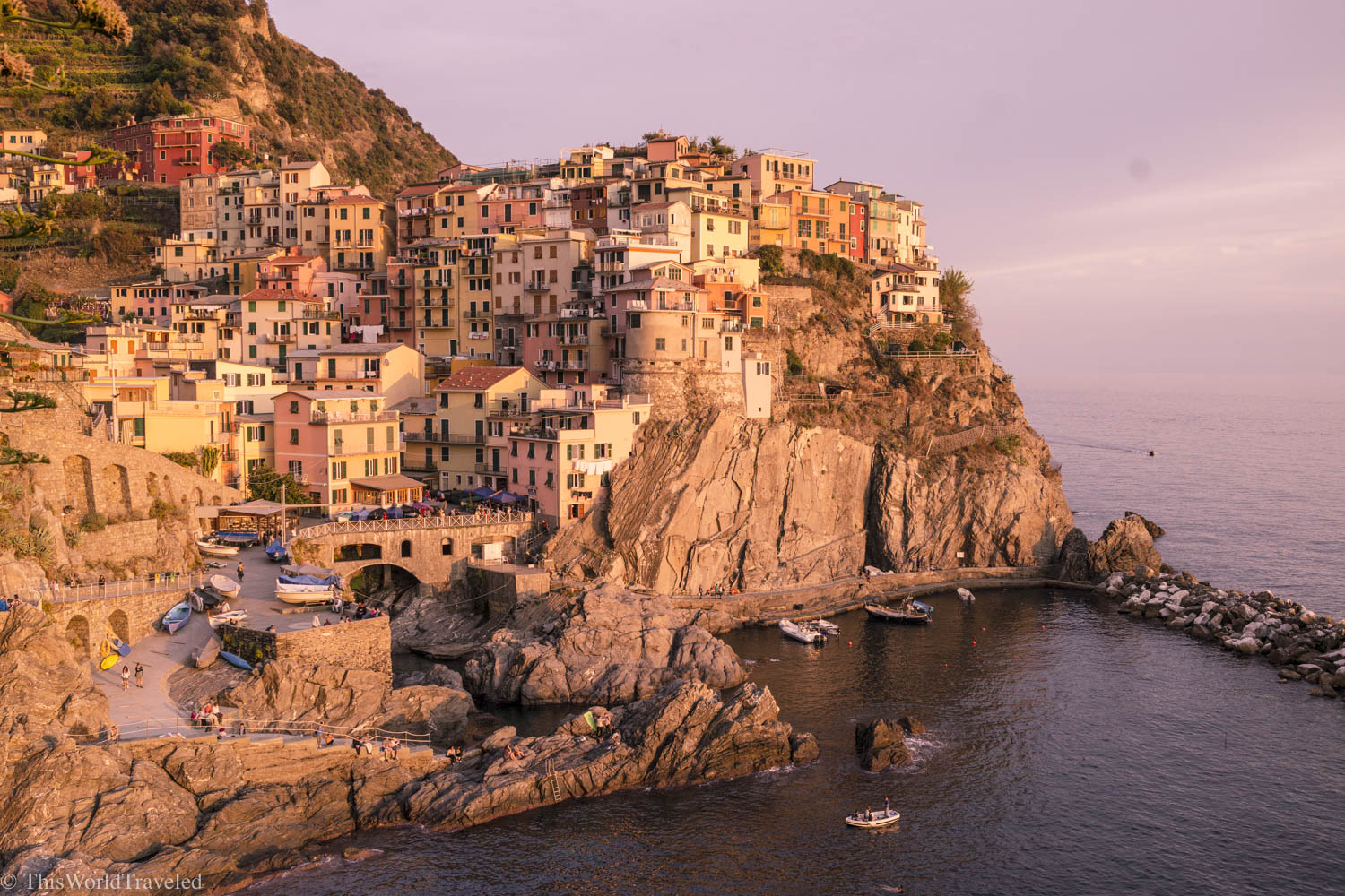 Cinque Terre: The Five Cliffside Villages of the Italian Riviera