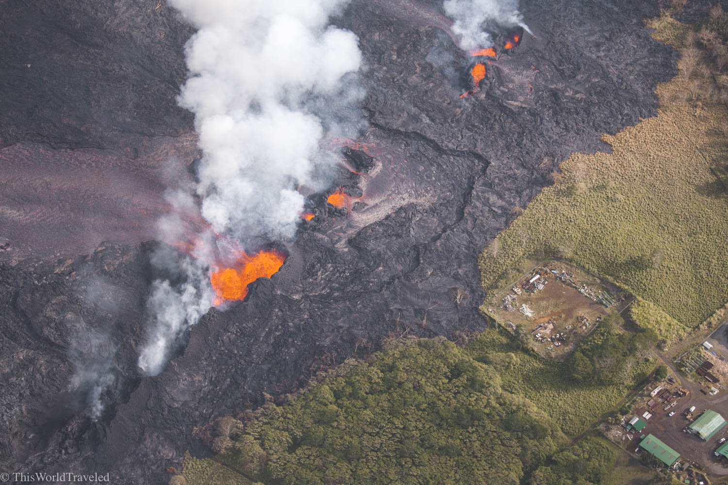 The Best Ways to Get Up Close with Lava on Hawaii's Big Island