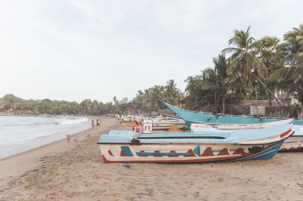 The beaches of Arugam Bay are well known as one of the best surfing spots in the world