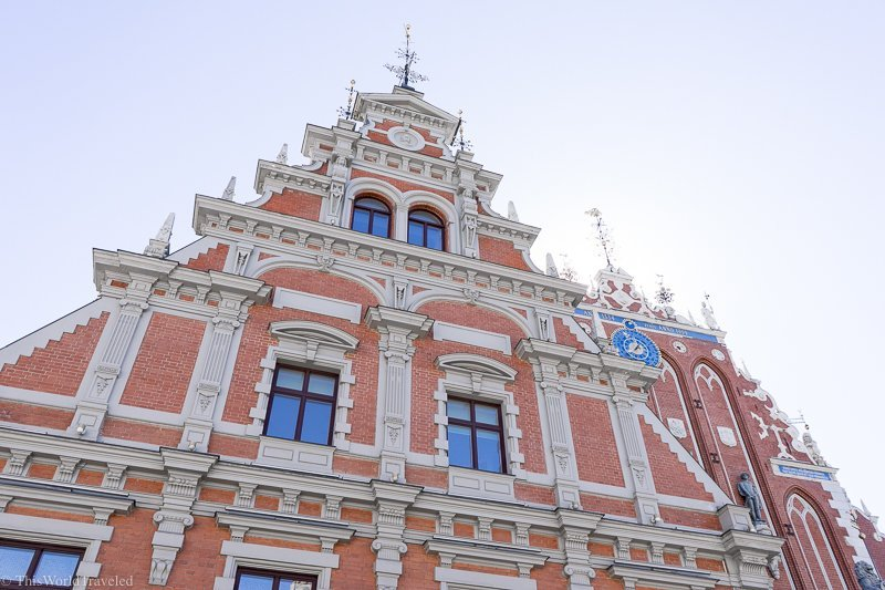 Riga, Latvia: A Walking Tour of the City