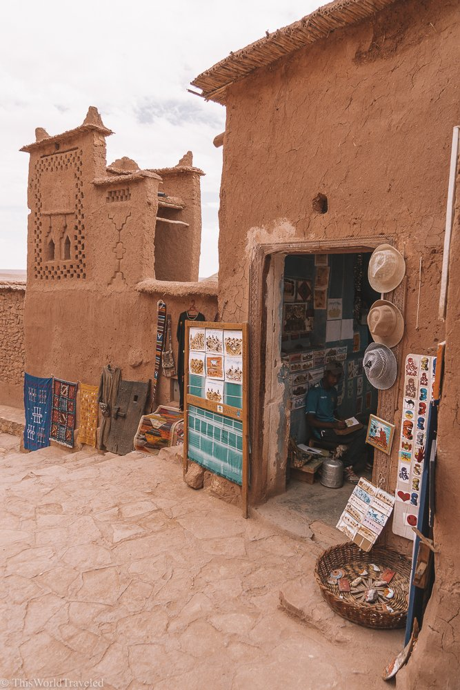 There are so many wonderful places to shop in Morocco
