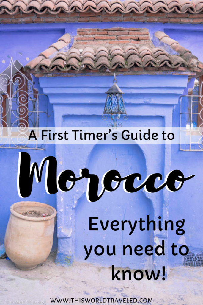 Planning a trip to Morocco? This guide will provide you with all the information you need to know before your trip!