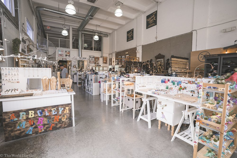 An inside look at the Wynwood Shop in Miami