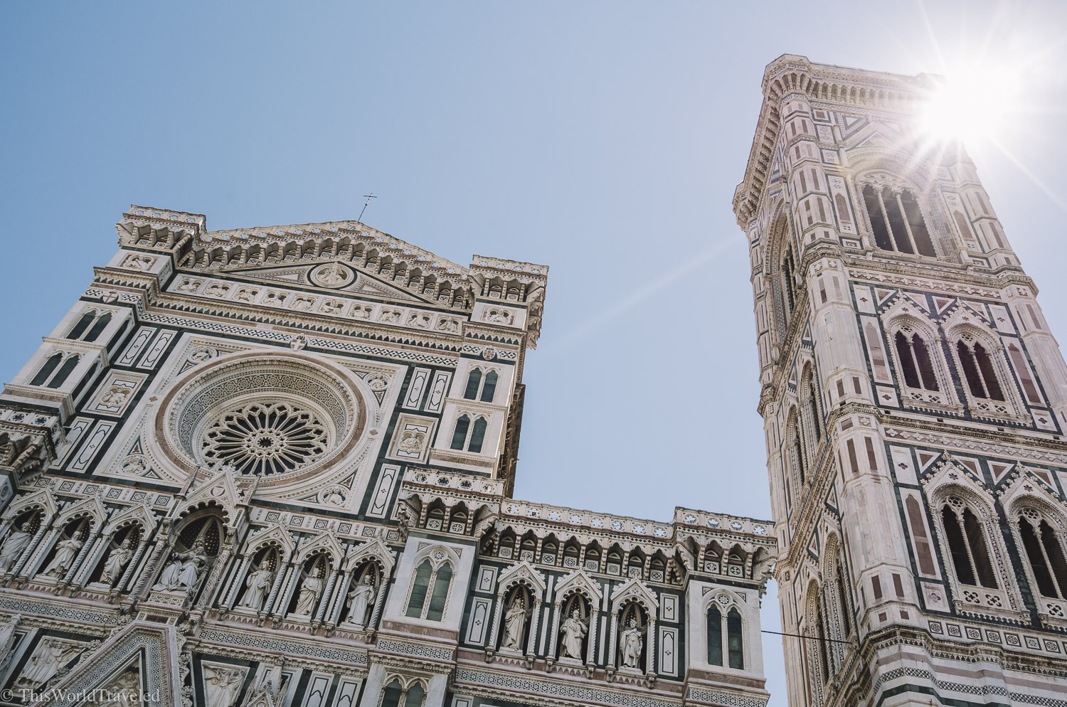 Find out which 2 cafes should be at the top of your list during a visit to Florence, Italy!