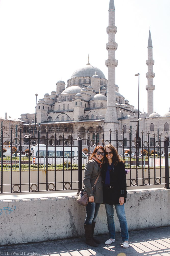 A visit to the Süleymaniye Mosque is a must during a visit to Istanbul