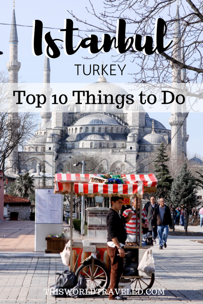 Continue reading to find out what the top 10 things to do in Istanbul are!