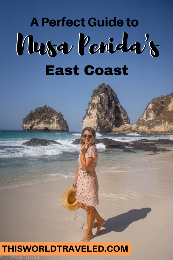 A perfect guide to Nusa Penida's East Coast