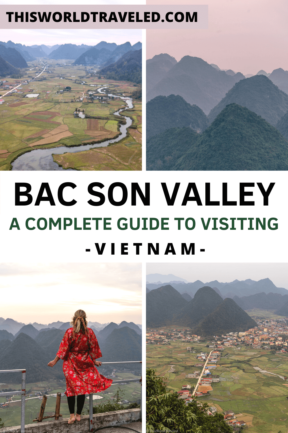 Bac Son Valley, Vietnam: A Complete Guide to Visiting