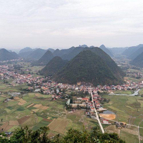 Bac Son Valley in rural Vietnam