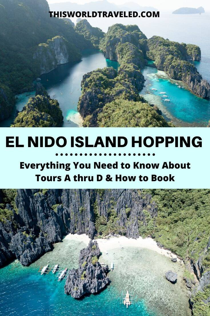 EL NIDO ISLAND HOPPING: A COMPLETE GUIDE TO TOURS A-D