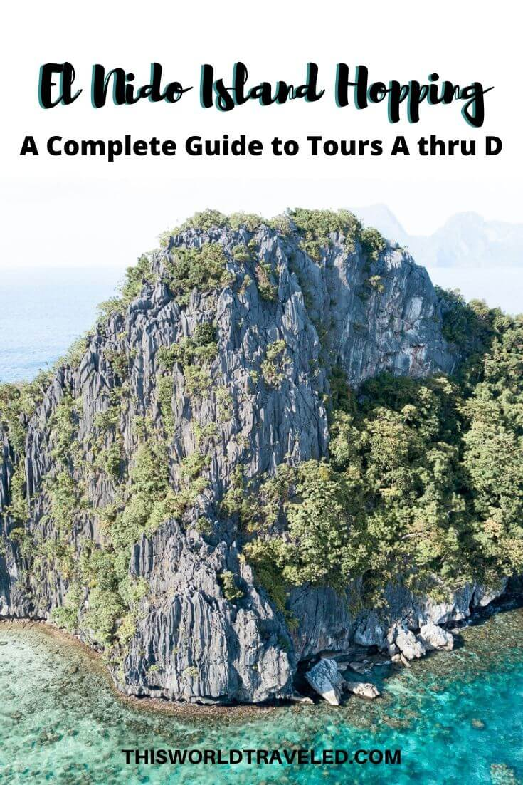 El Nido Island Hopping Tours: A Complete Guide to Tours A thru D