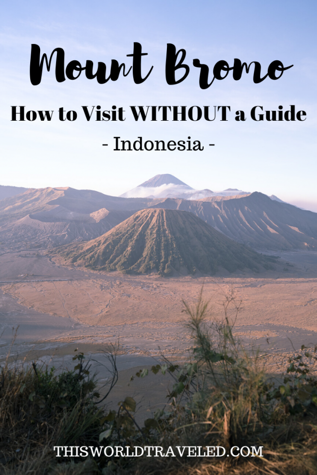 Mount Bromo: How to Visit Without a Guide