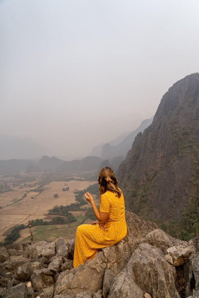 Pha Ngern mountain viewpoint