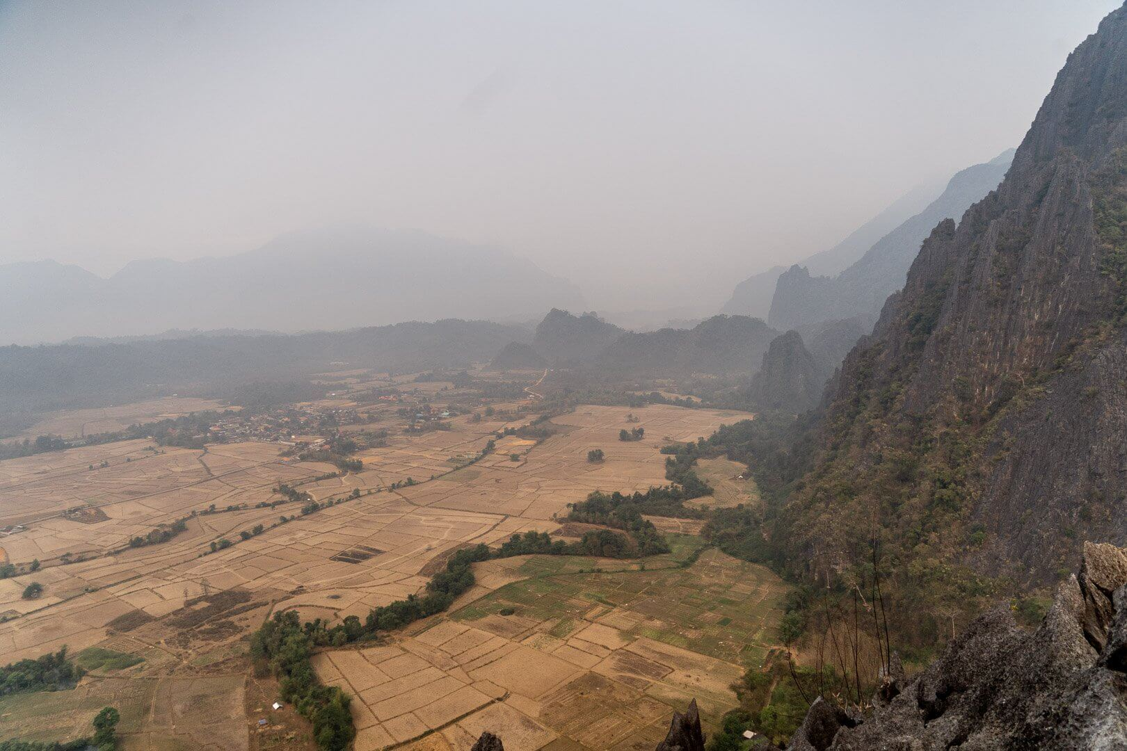 Pha Ngern mountain Viewpoint