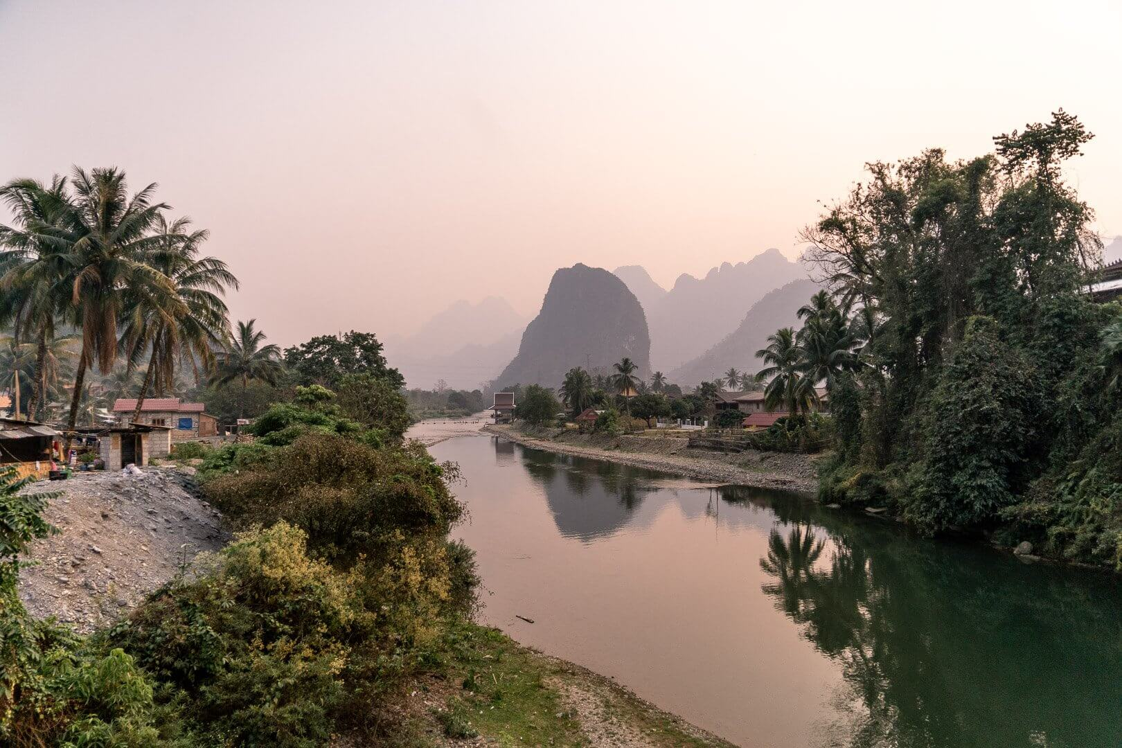 What to Do in Vang Vieng, Laos- A Complete Guide With Map