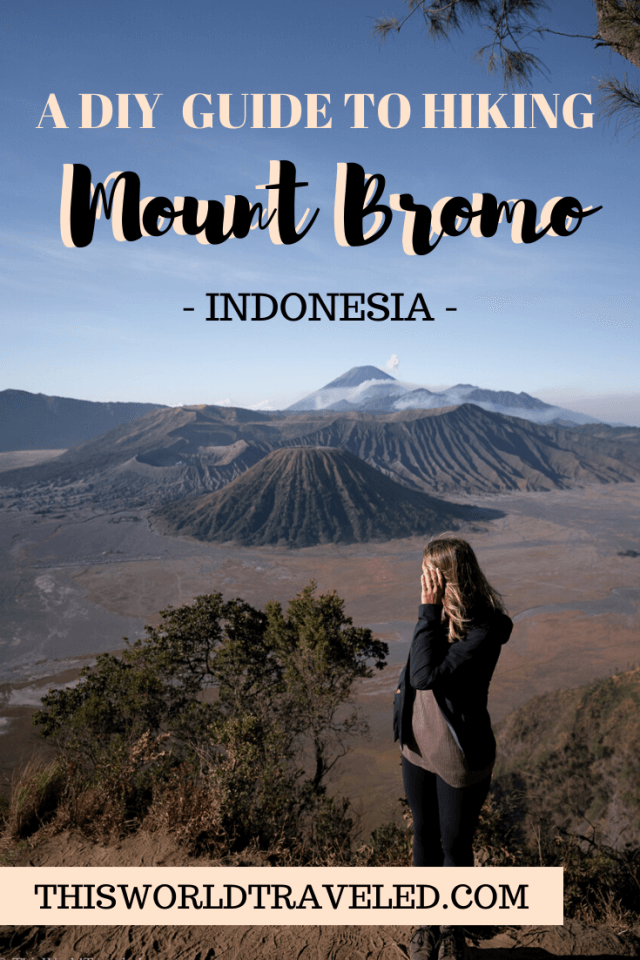 A DIY Guide to Hiking Mount Bromo