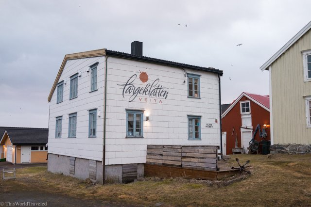 The Alma House in Andenes Norway