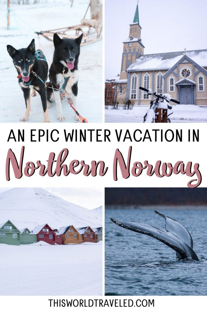 An epic winter vacation in Northern Norway