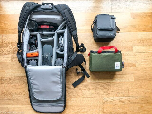 A camera equipment backpack and camera case to keep your gear safe is part of the best travel photography gear guide