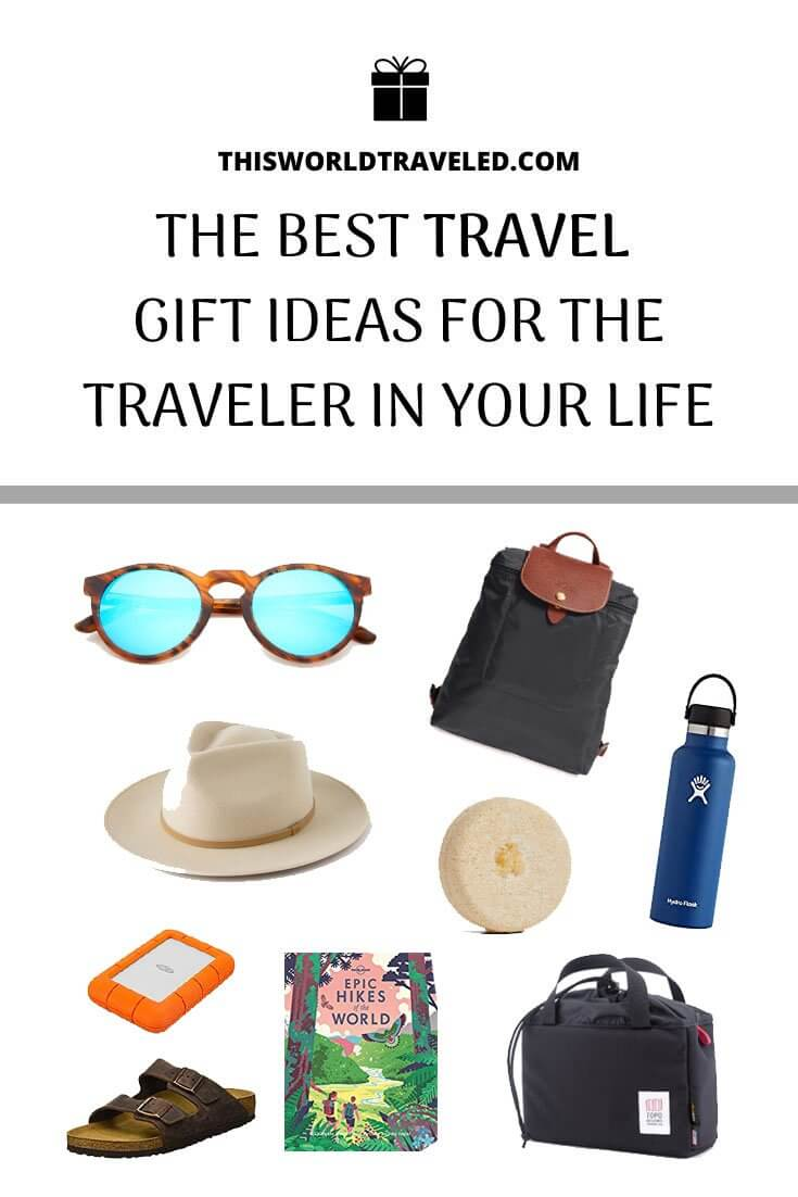 The best travel gift ideas for the traveler in your life