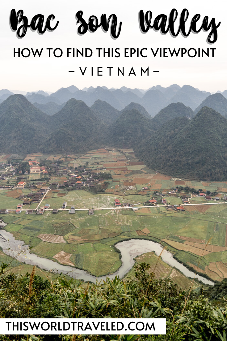 Bac Son Valley: How to Find This Epic Viewpoint in Vietnam