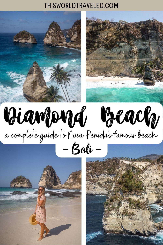A Complete Guide to Diamond Beach Nusa Penida