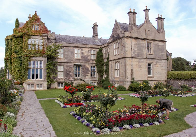 You can visit the Muckross House in Killarney, Ireland