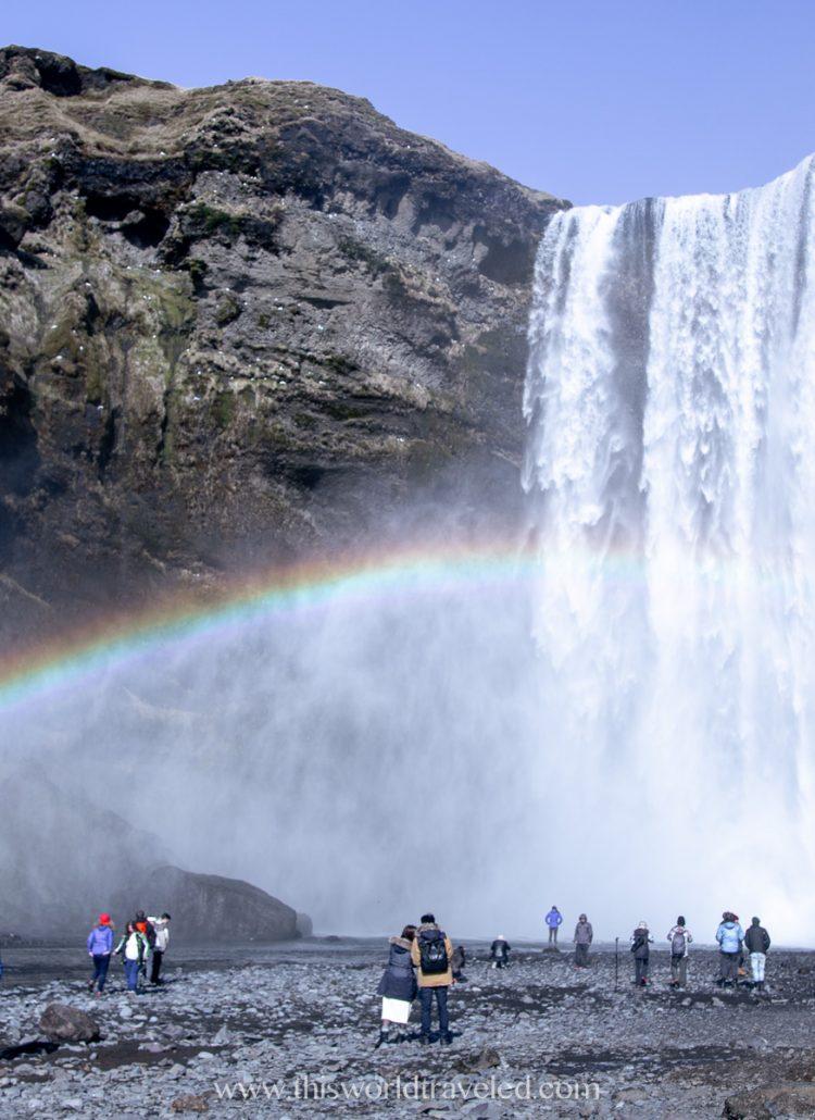 The Best South Iceland Waterfalls: Gljúfrabúi, Seljalandsfoss and Skógafoss