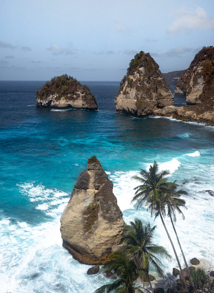 Diamond Beach Nusa Penida: A Guide to Visiting Bali's Beautiful Beach