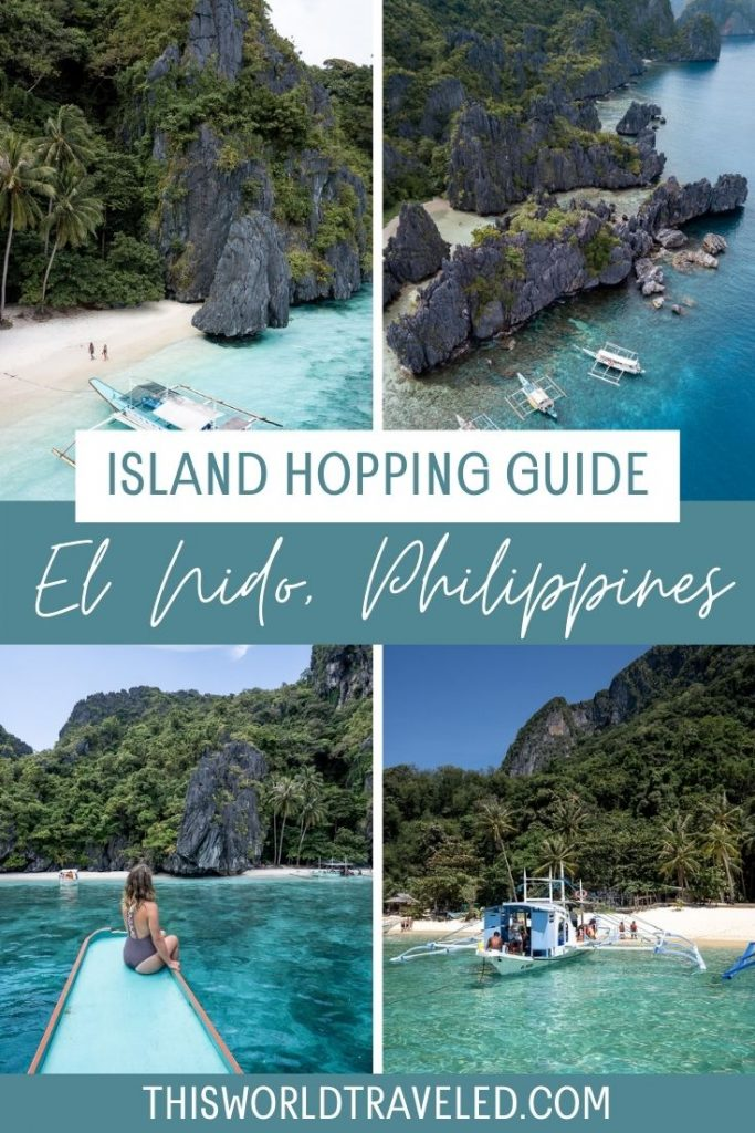Island Hopping Guide to El Nido, Philippines