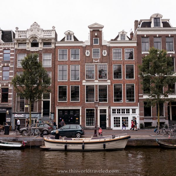 How to Travel to Amsterdam, Netherlands