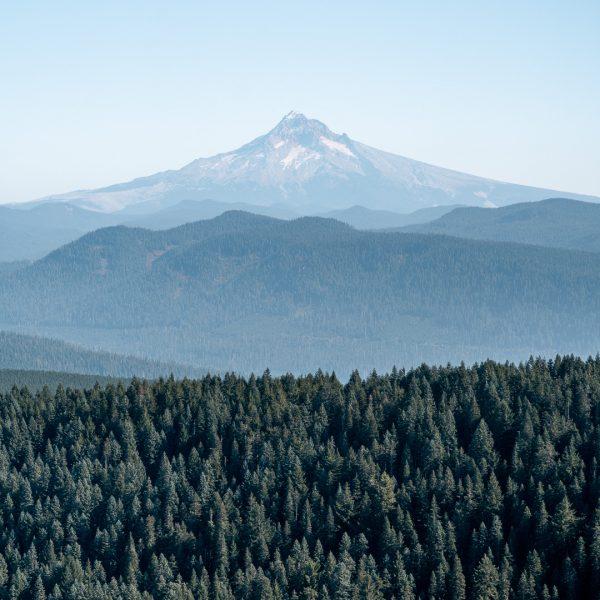 7 Hikes Near Portland Oregon in the United States