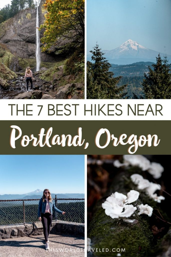 7 Best Hikes Near Portland Oregon