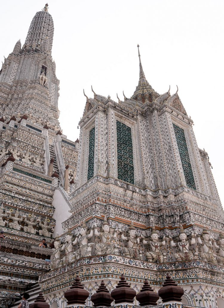 Temples of Wat Arun is one of the best Bangkok temples in Thailand