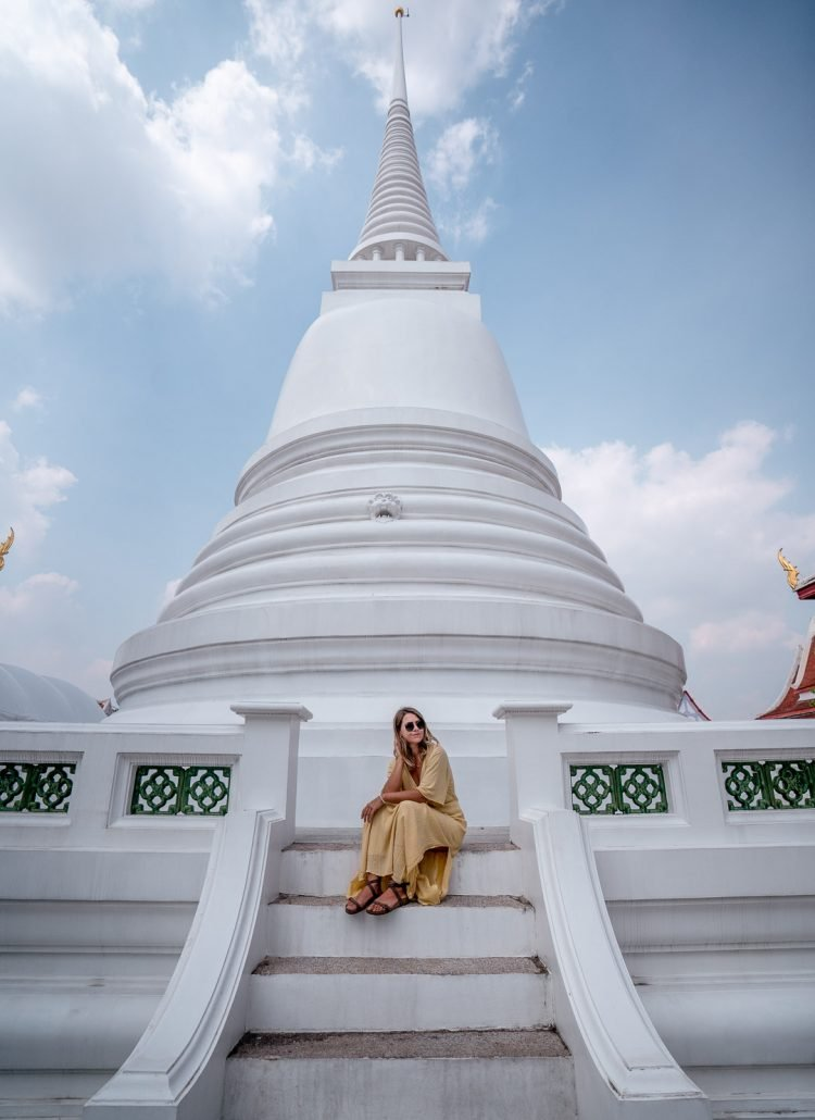 Temples of Wat Khrua is one of the best Bangkok temples in Thailand